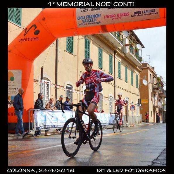 24.04.16 - Coppa Lazio Csain 1 Memorial Noe Conti Colonna - Rm 24 '4 2016