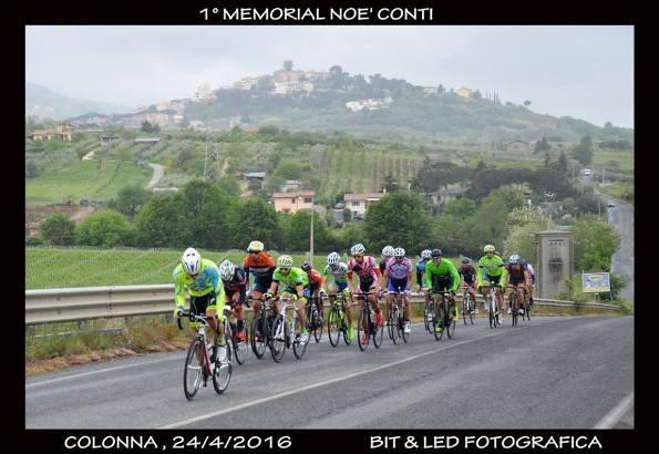 24.04.16 - Coppa Lazio Csain 24 04 2016  1Memorial Noe Conti Colonna - Rm