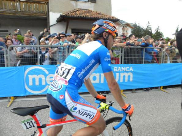 Damiano Cunego sempre leader GPM
