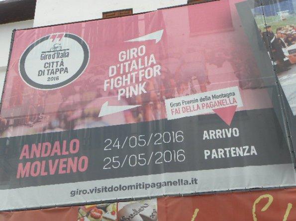 24.05.15 - 16^ Tappa Andalo - PANNELLO TAPPA ANDALO (NASTASI)