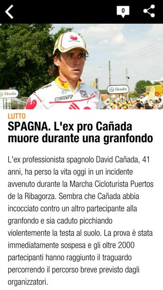 28.05.16 - ANNUNCIO MORTE EX PROF CANADA