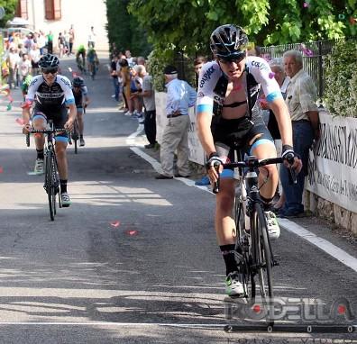 Mark Padun vince a Botticino (Foto Rodella)