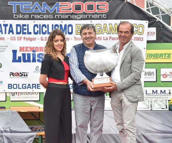 Al Team Giorgi il Memorial Luisa Valota (Rodella)