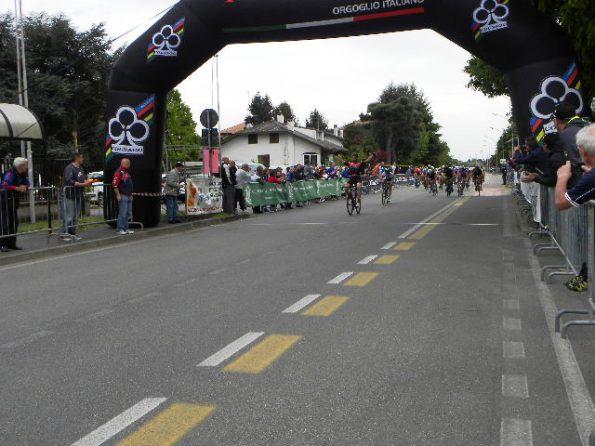Cristiano Parrinello vince a Buscate (Foto Nastasi)