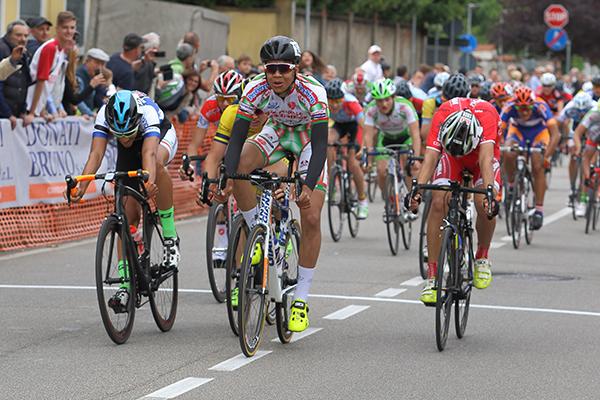 Nova vince in volata (Foto Kia Castelli)