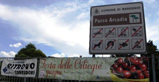 04.06.2016 -BAREGGIO -  INGRESSO PARCO ARCADIA - trofeo gianni tagliabue short track 013