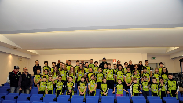 Presentazione di tutte le squadre griffate BC 2000-Borgomanero