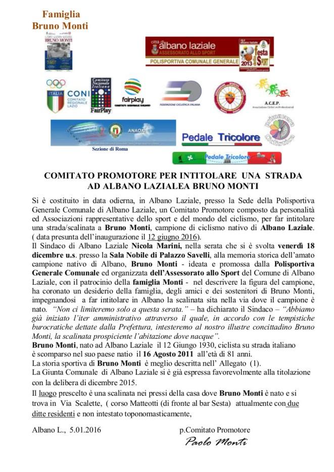 05.06.2016 - nr. 1 -Bruno Monti COMITATO PROMOTORE AA