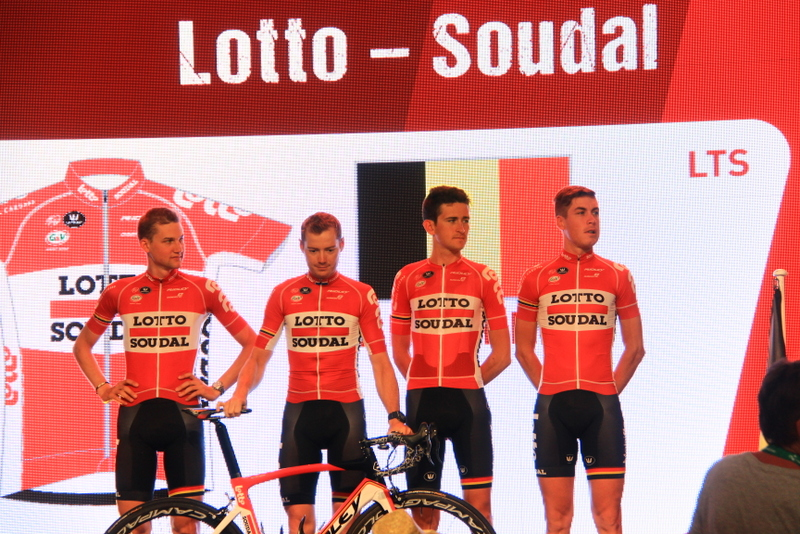 Lotto Soudal (Foto di JC Faucher)