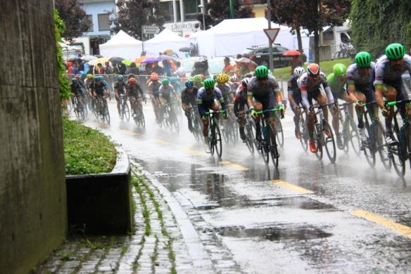 Pioggia continua ed insistente (Foto JC Faucher)