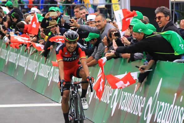 Atapuma vince la 5^ tappa a Cari' (Foto JC Faucher)
