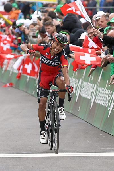 Atapuma vince a Cari' (Foto Kia)