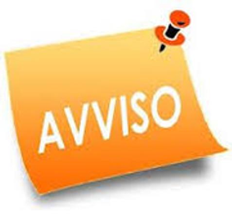 16.03.16 - logo di AVVISO