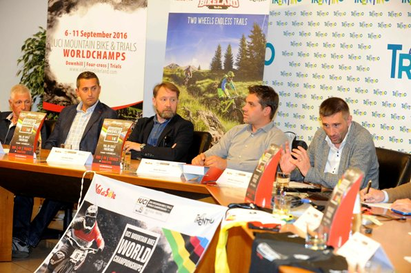 UCI MOUNTAN BIKE e TRAILS WORLD CHAMPIONSHIPS 2016