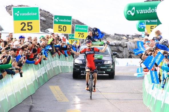 Van Garderen vince la 7° tappa (Foto di Jean Claude Faucher)