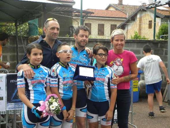 Premiazione Equipe Corbettese (Foto Nastasi)