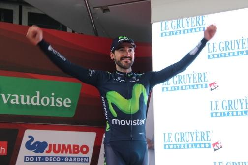 Izaguirre Insausti vincitore cronotappa (Foto JC Faucher)