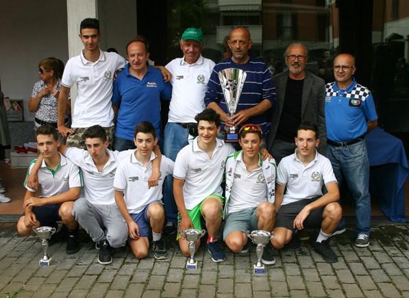 Premiazione Giovani Giussanesi (Foto Berry)