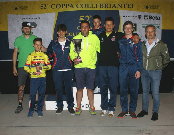 Premiazione SCO Cavenago (Photoberry)