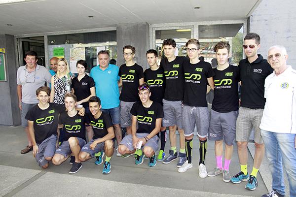 Vigor Cycling Team di Michele Bertaina (Foto Kia)