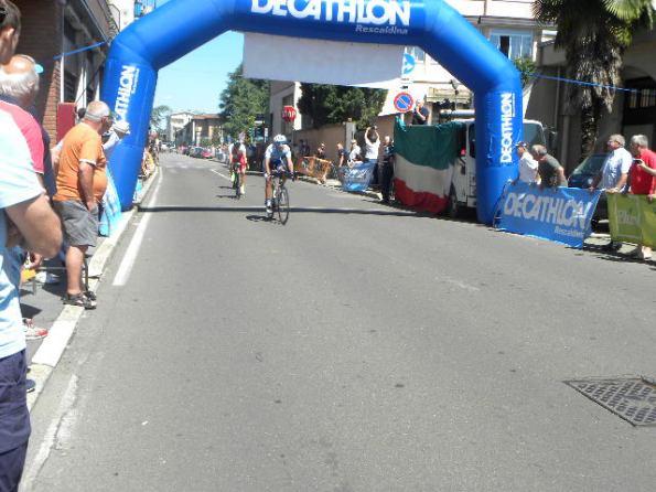 Andrea Bauccio (Equipe Corbettese) conquista la 9^ piazza (Foto Nastasi)