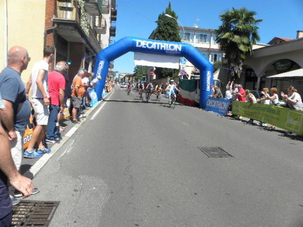 Federico Chiari conquista la piazza d'onore (Foto Nastasi)