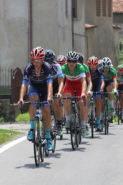 La corsa di Castello Brianza (Foto Kia)