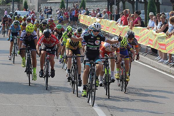 Nicola Rossi vince tra gli Esordienti al primo anno (Foto Kia)