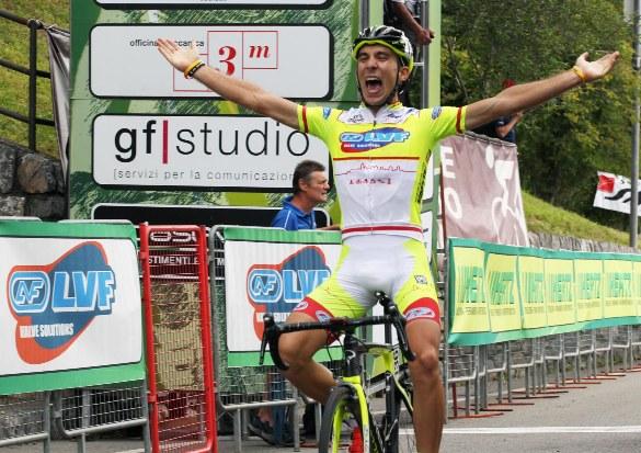 Davide Baldaccini vince al Colle Gallo (Rodella)