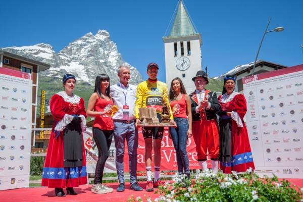Frankiny vincitore Val D'Aosta 2016