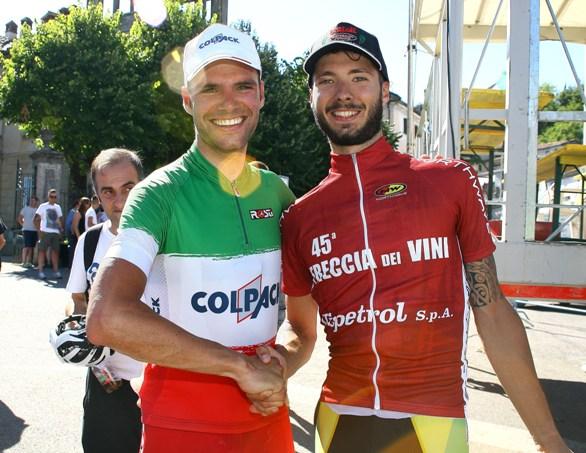 Tricolore Orrico e Raffaello Bonusi (Foto Kia)
