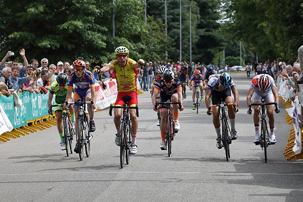 Fancellu vince a Legnano (Foto Kia)