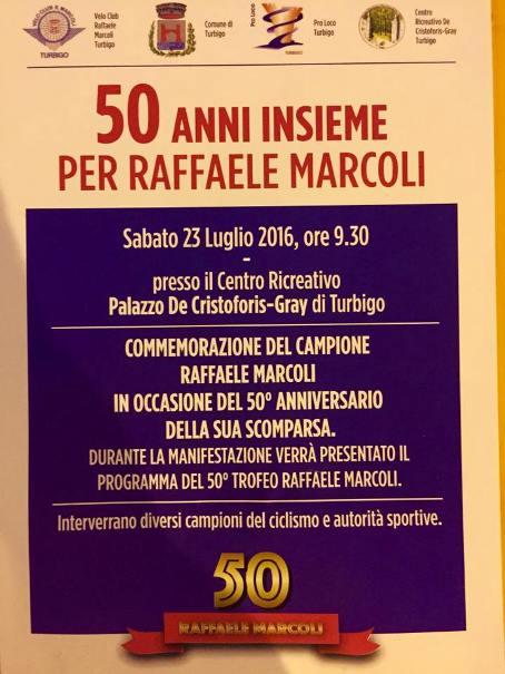 21.07.16 - LOCANDINA 50 ANNI CON RAFFAELE MARCOLI