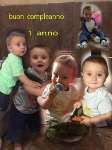 Step by Step, Gradino dopo Gradino, il primo anno di Matteo documentato da suo nonno Antonio