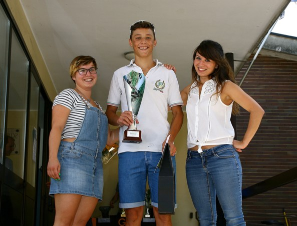 Carollo, 2^ classificato (Foto Berry)