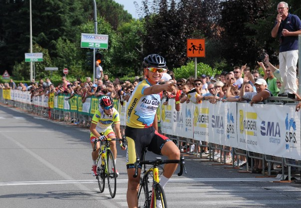 Covi vince il 31^ Trofeo Vittorio Giorgi (Rodella)