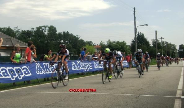 Davide Magro a Vaprio d'Agogna (cyclo@system)