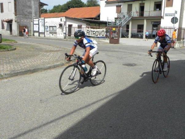 G6 Federico Lazzarin tira davanti a Belletta (Foto Nastasi)