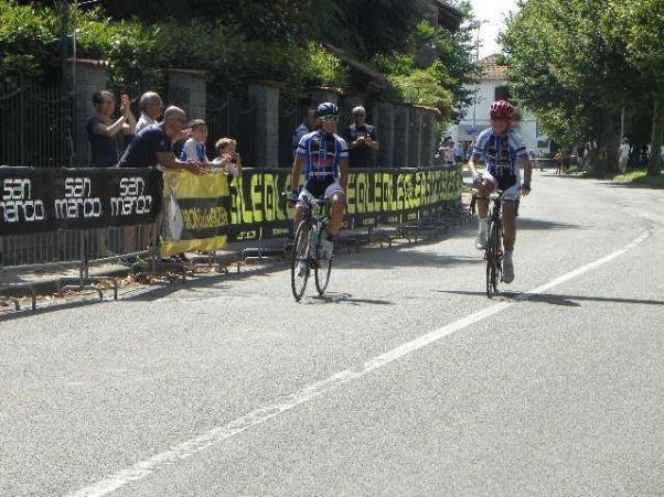 G6, Federico Lazzarin vince su Belletta (Foto Nastasi)