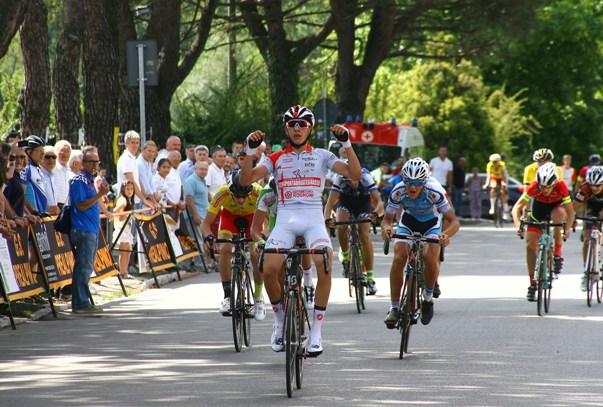 Piccolo vince a Gornate Olona (Foto Berry)