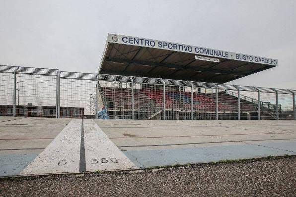 25.07.16 - Foto Tribune Velodromo Busto Garolfo