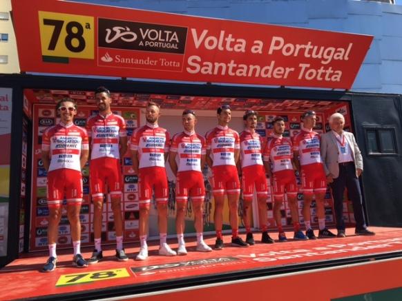 27.07.16 - Androni al 78^ Giro del Portogallo