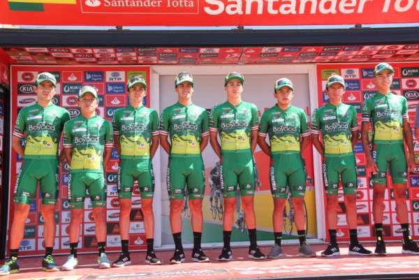 Squadra Boyaca della Colombia (JC Faucher)