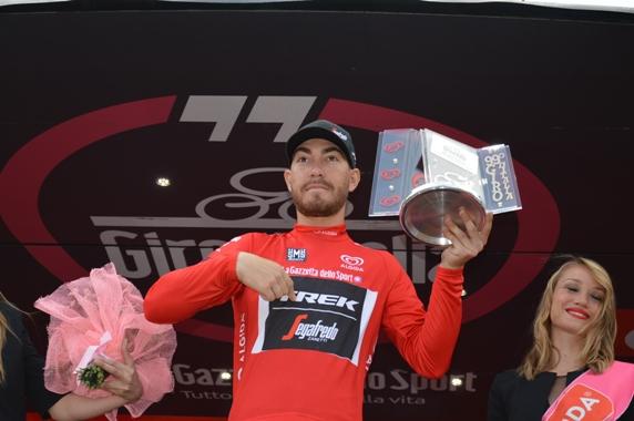 Giacomo Nizzolo, Maglia Rossa classifica a punti (Mule)