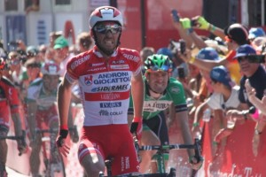 Gavazzi vince a Fafe (Jean Claude Faucher)