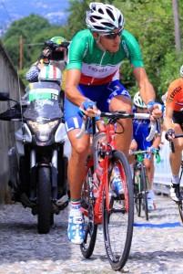 Gianni Moscon, vincitore edizione 2015 (Foto Ossola)