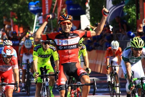 De Mateos Rubio primo piano vittoria (JC Faucher)