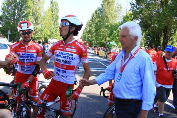 Gianni Savio alla Volta a Portugal (Foto Jean Claude Faucher)