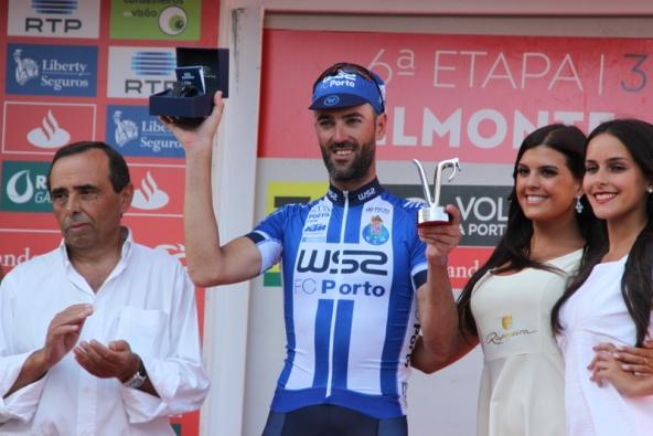 Veloso vincitore della 6° tappa (JC Faucher)