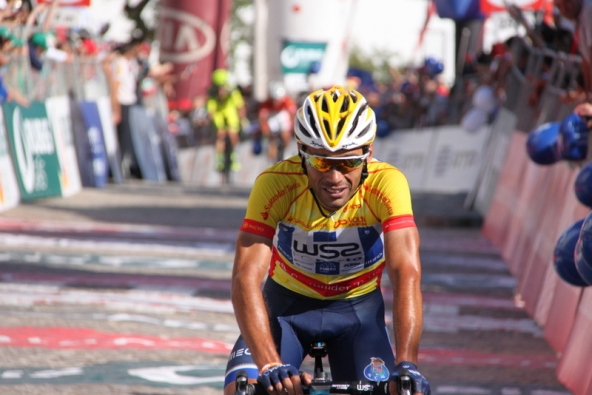 Rui Vinhas leader della classifica generale (JC Faucher)